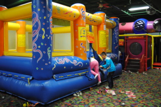 Fun at The Sports Zone