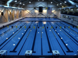 The College of New Jersey Swimming Pool